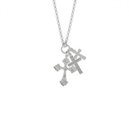 gargantilla-collar-corazones-enamorados-plata-cadiz-cruz