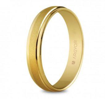 alianza oro boda
