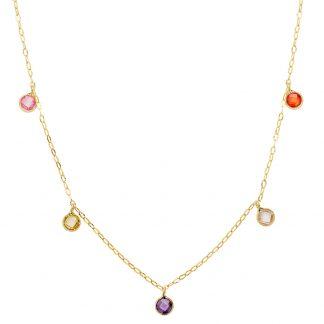 gargantilla-oro-piedras-color
