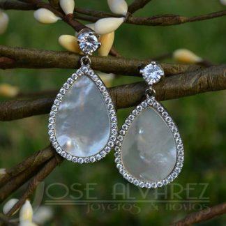 pendientes-plata-novia-madrid-diseño-boda
