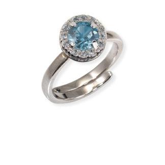 Sortija-plata-anillo-complementos-novia-diseño-cadiz-swarovski