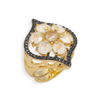 Sortija-plata-complementos-novia-diseño-cadiz-swarovski