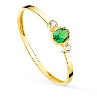 sortija-oro-enamorados-verde-cadiz
