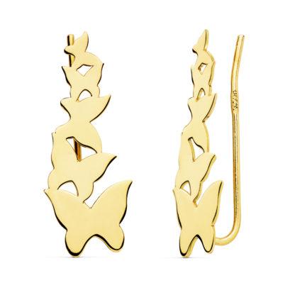 pendientes-oro-trepadores-mariposa