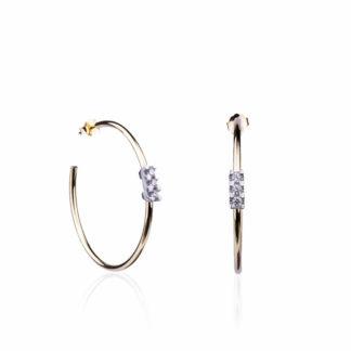 pendientes-plata-diseño-aros-circonitas-cadiz
