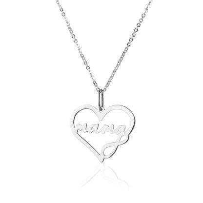 collar-plata-diamadre-corazón